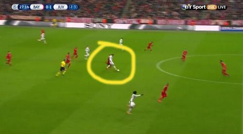"""Góc chiến thuật Bayern-Juve: """"Sống, chết"""" ở thay người - 4"""