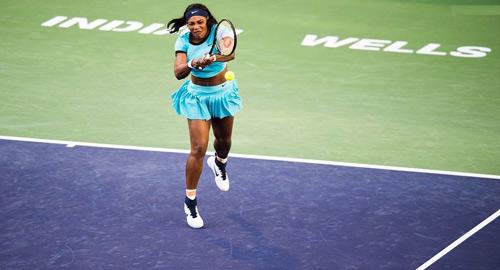Serena - Halep: Tinh thần là chưa đủ (TK Indian Wells) - 1