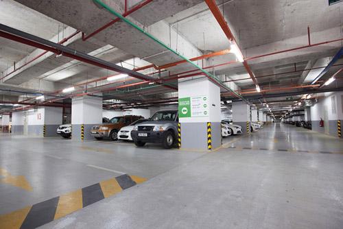 Quyền sở hữu chỗ đậu xe - thêm yếu tố hút khách mua căn hộ - 1