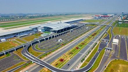 Nội Bài lọp Top 100 sân bay tốt nhất thế giới - 1