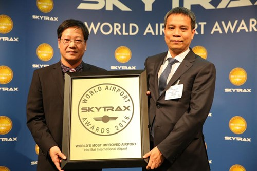 Nội Bài lọp Top 100 sân bay tốt nhất thế giới - 2