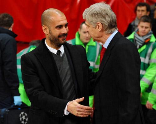 Nếu Wenger là HLV của Barca... - 3