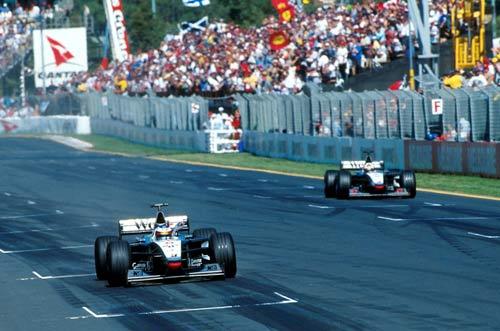 F1, ký ức Australian GP: Vụ tai nạn kinh hoàng - 2