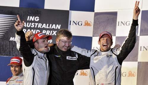 F1, ký ức Australian GP: Vụ tai nạn kinh hoàng - 3