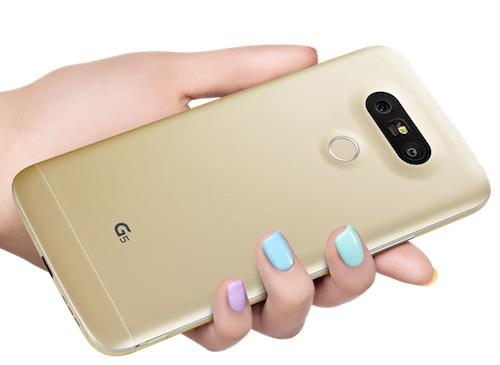 LG G5 chính thức trình làng tại LG Tech Show 2016 - 1
