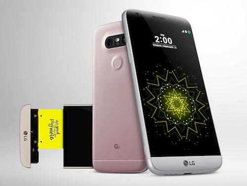 LG G5 chính thức trình làng tại LG Tech Show 2016 - 3