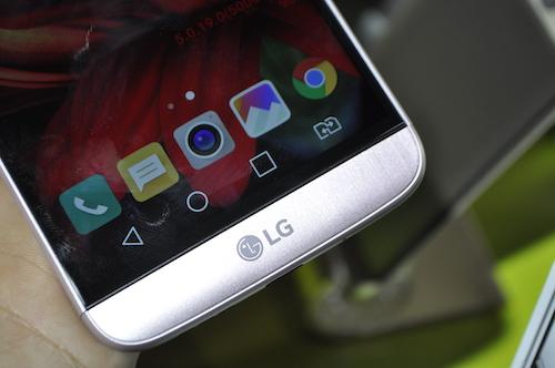 LG G5 chính thức trình làng tại LG Tech Show 2016 - 2