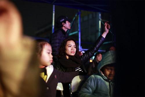 Hình ảnh cuối cùng của Trần Lập với khán giả Việt - 11