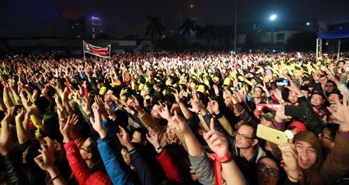 Hình ảnh cuối cùng của Trần Lập với khán giả Việt - 5