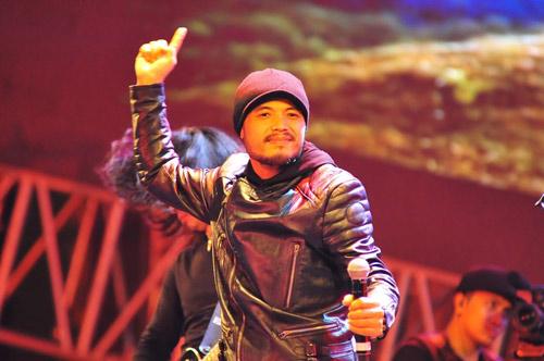 Hình ảnh cuối cùng của Trần Lập với khán giả Việt - 8