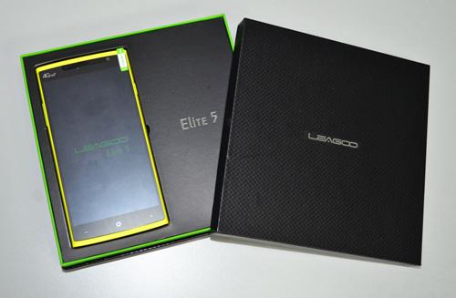 Leagoo Elite5 chính thức ra mắt thị trường Việt Nam - 1