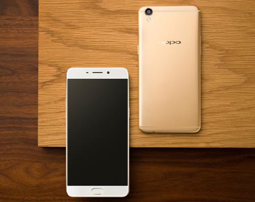Oppo R9 chính thức trình làng, camera selfie ấn tượng - 1