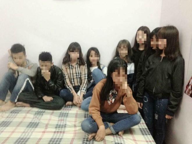 Vụ 9 học sinh vào nhà nghỉ: Tâm sự của nữ sinh trong cuộc - 1