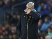 """Bóng đá - Thua Barca, Wenger muốn tiếp tục ở lại để """"báo thù"""""""