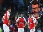 Bóng đá - Sôi động cúp C1 17/3: Huyền thoại MU dè bỉu Arsenal