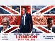 Lịch chiếu phim rạp Quốc gia từ 18/3-24/3: London thất thủ