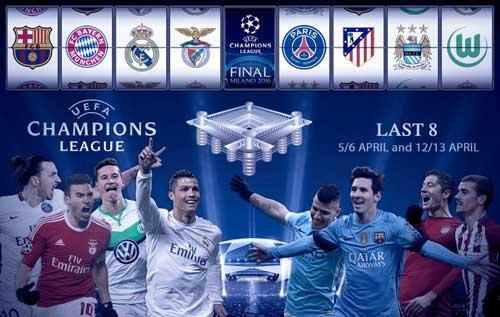 Bốc thăm tứ kết cúp C1: Nếu Pep gặp Barca hoặc Man City - 2
