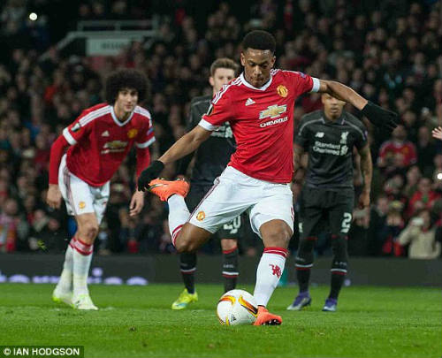 MU - Liverpool: Quyết tâm là chưa đủ - 1