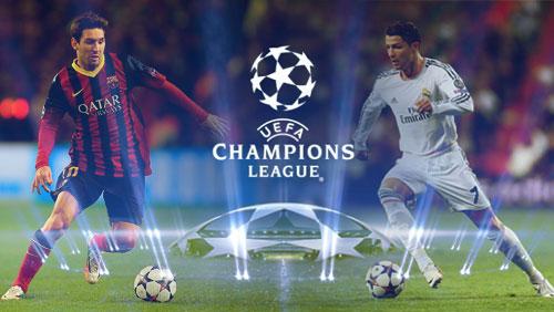 """Champions League: Messi là """"Vua"""", là duy nhất - 2"""