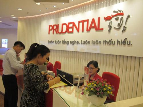Prudential kham suc khoe tai nha