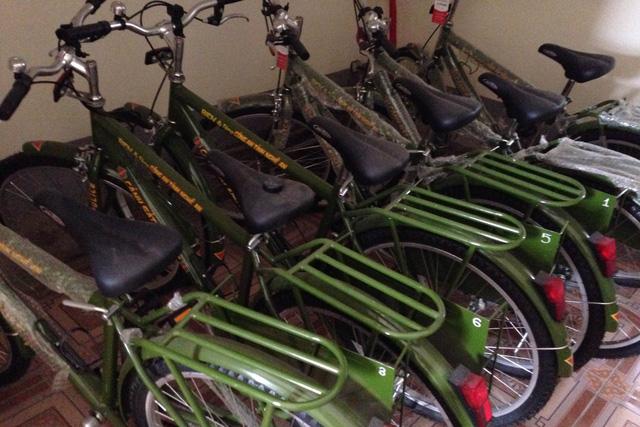 Công an TP Vinh: Tuần tra bằng xe đạp không hiệu quả, mất thời gian - 1