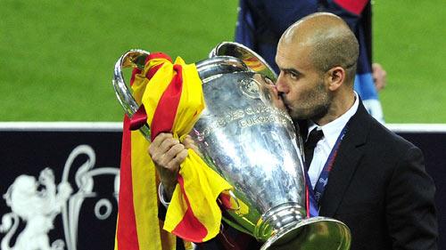 Bốc thăm tứ kết cúp C1: Nếu Pep gặp Barca hoặc Man City - 1