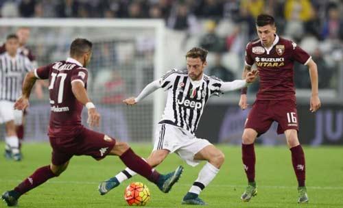 Serie A trước vòng 30: Tuần lễ của derby - 1