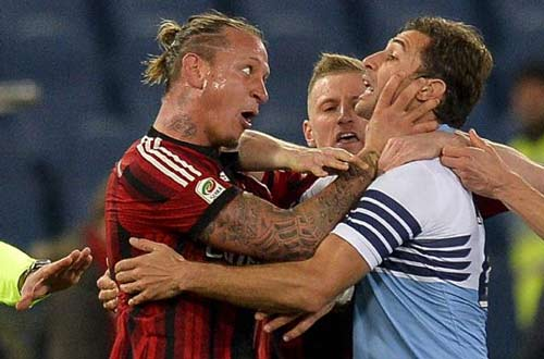 Serie A trước vòng 30: Tuần lễ của derby - 2