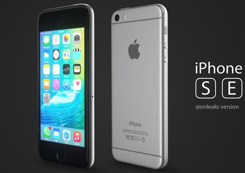 Xác nhận tên gọi iPhone SE, bộ nhớ trong 16GB - 1