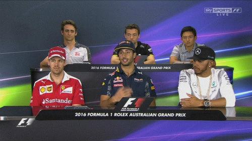 F1, Australian Grand Pix 2016: Sức mạnh lộ diện - 1
