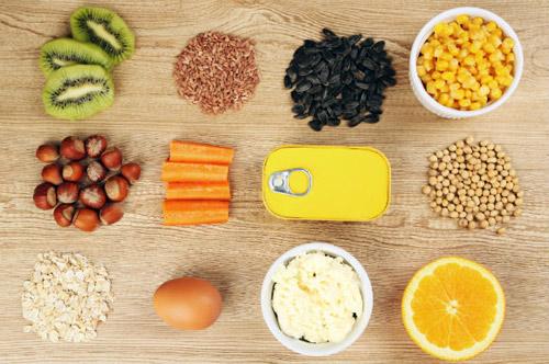 Cách tiện lợi bổ sung vitamin và dưỡng chất làm trắng da - 3