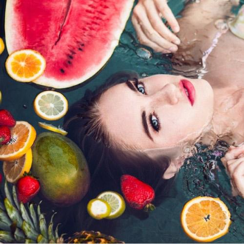 Cách tiện lợi bổ sung vitamin và dưỡng chất làm trắng da - 1
