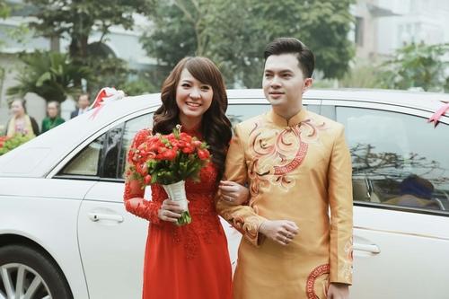 Nam Cường rước dâu ở Hà Nội bằng siêu xe 20 tỷ - 8