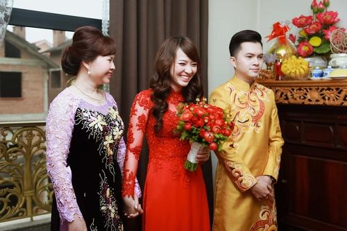 Nam Cường rước dâu ở Hà Nội bằng siêu xe 20 tỷ - 11