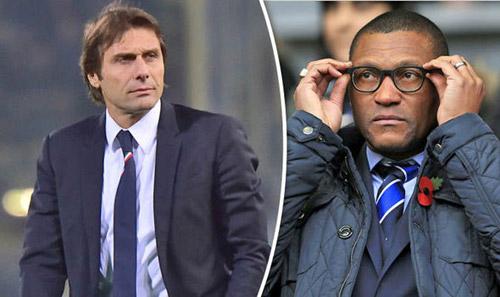 "Chelsea-Conte: Nhắm Vidal, ""trảm"" tay phải Abramovich - 2"