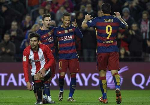 """Thiên tài Messi: """"Hung thần"""" 8 đời thủ môn Atletico - 3"""