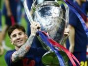 """Bóng đá - Champions League: Messi là """"Vua"""", là duy nhất"""