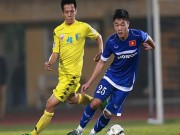 Bóng đá - Đội tuyển VN qua trận giao hữu đầu tiên: Thiếu trung phong cắm