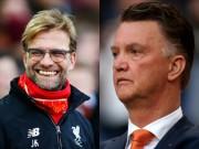 Bóng đá - Nhìn vào Klopp, fan MU nên ngán ngẩm về Van Gaal