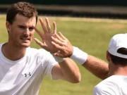 Thể thao - Tin thể thao HOT 18/3: Anh trai Murray lỡ số 1 thế giới