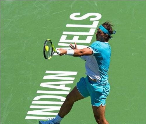 Nadal -  Nishikori: Hẹn gặp Djokovic (TK Indian Wells) - 1