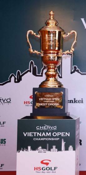 Golfer Việt Nam đua tài tranh 7 vé đi Italia - 1
