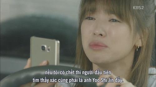 Song Hye Kyo bối rối vì nói lời yêu Song Joong Ki - 1