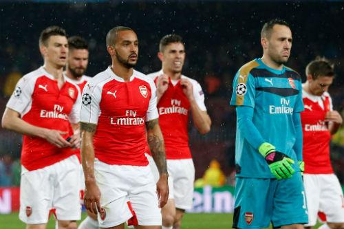 Everton – Arsenal: Mệt mỏi lắm những đôi chân này - 1