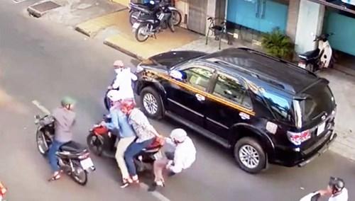 Sài Gòn bất an vì cướp giật - 3