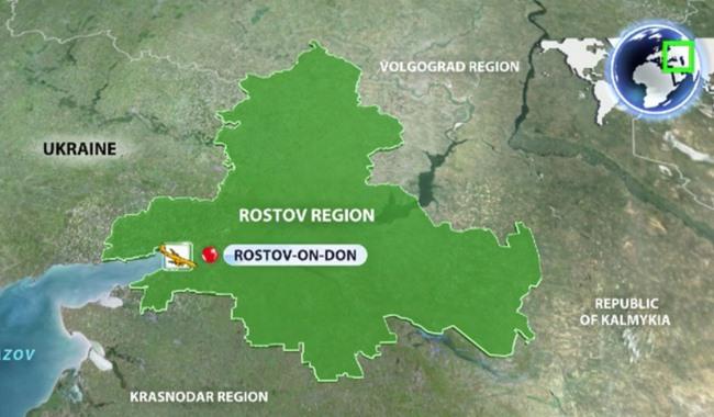 Máy bay Boeing chở 62 người rơi ở Nga, toàn bộ thiệt mạng - 3