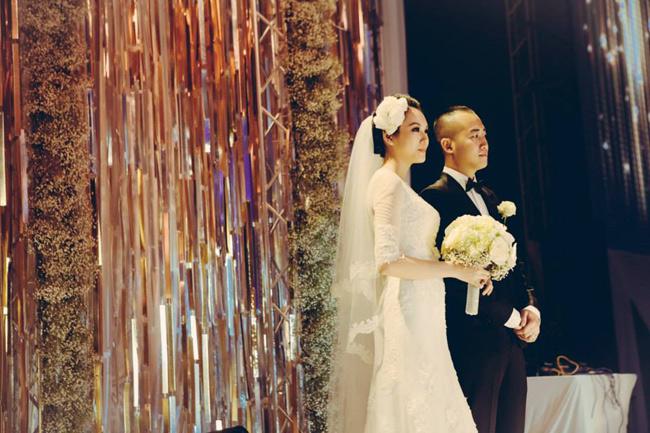 3 hôn lễ bạc tỷ gây xôn xao dư luận của mỹ nữ Việt - 5