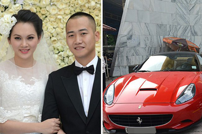 3 hôn lễ bạc tỷ gây xôn xao dư luận của mỹ nữ Việt - 4