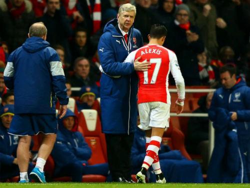 Nuông chiều Sanchez, Wenger làm hại Arsenal - 1