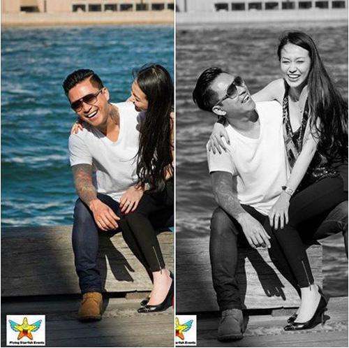 Facebook sao 19/3: Phan Hiển khoe con trai cưng - 3
